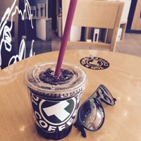 Photo taken at TOM N TOMS COFFEE by Young Jun K. 🌺 on 5/27/2015