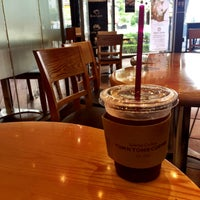 Photo taken at TOM N TOMS COFFEE by Young Jun K. 🌻 on 7/21/2016