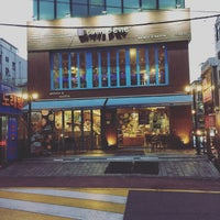 Photo taken at Caffé bene by Young Jun K.❄️ on 1/5/2016