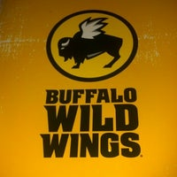 Photo taken at Buffalo Wild Wings by Kris G. on 9/29/2012