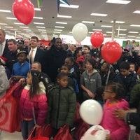 Photo taken at Target by Blauer serious Pro! B. on 12/13/2012