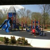 Photo taken at Frazier-McEwen Park by Sue M. on 4/10/2013
