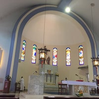 Photo taken at Church of Our Lady of Sorrows by Ana L. on 6/4/2017