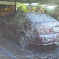 Photo taken at Meguar's Carwash & Auto Detailing Services by Yzek M. on 7/30/2014