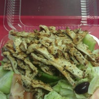 Photo taken at Windy City Gyros by Geno on 1/5/2013