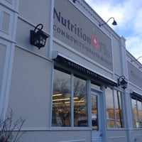 Photo taken at Nutrition Plus by marc h. on 12/5/2012