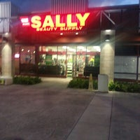 Photo taken at Sally's Beauty Supply by Lisa R. on 3/19/2013