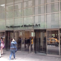 รูปภาพถ่ายที่ Museum of Modern Art (MoMA) โดย D เมื่อ 6/14/2013