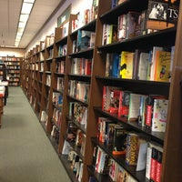 Photo taken at Barnes & Noble by Rebecca K. on 7/26/2013