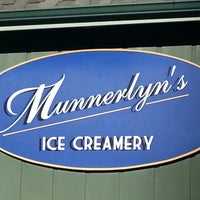 Photo taken at Munnerlyn's Ice Creamery by Jean P. on 11/11/2013