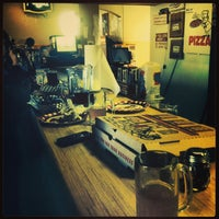 Photo taken at Valentinos Pizza by Armando R. on 12/12/2013