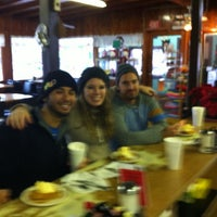 Photo taken at Knotty Pine Cafe by Michael S. on 12/15/2012