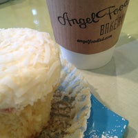 Photo taken at Angel Food Bakery by Drue W. on 2/21/2013