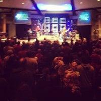 Photo taken at Saylorville Church by Drue W. on 12/24/2013