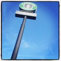 Photo taken at Starbucks by Drue W. on 9/19/2012