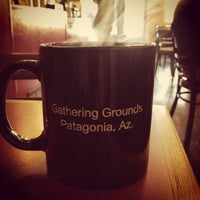 Photo taken at Gathering Grounds coffee shop by Scott S. on 1/27/2013