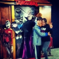 Photo taken at Super Cines - Puente Real by Anthony A. on 3/31/2013