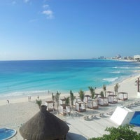 Photo taken at Krystal Cancún by Raquel R. on 1/20/2013