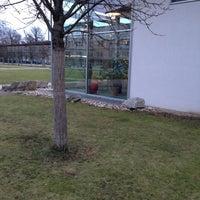 Photo taken at HAW Bibliothek by Domi N. on 2/1/2013