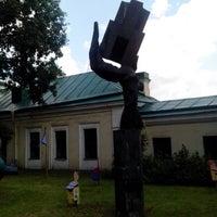 Снимок сделан в Государственный музей городской скульптуры пользователем Денис М. 7/7/2013