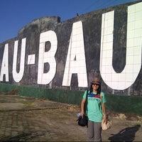 Photo taken at Bukit Wantiro by Amel S. on 3/8/2013