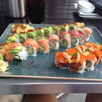 Photo taken at Seito Sushi by Morgan N. on 8/7/2014