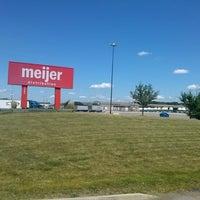 Photo taken at Meijer Distribution Center by Damon D. on 7/30/2013
