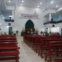 Photo taken at GMIM Baitani Lapangan by lily s. on 10/26/2014