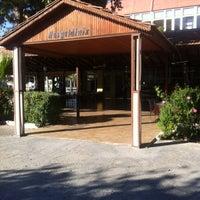 Photo taken at Tanrıseven Restaurant by Gökçer G. on 10/28/2013