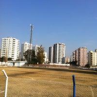 Photo taken at Camspor Spor Tesisleri by Gökçer G. on 1/3/2014