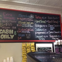 Photo taken at Hero's Submarine Sandwich Shop by Eddie V. on 12/29/2015