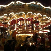 Photo taken at Frankfurter Weihnachtsmarkt by Fao K. on 12/7/2012