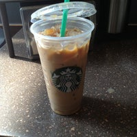 Photo taken at Starbucks by Monica M. on 5/18/2013