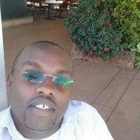 Photo taken at The Safaricom Stadium by Kibet P. on 2/22/2016
