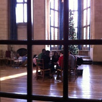 Photo taken at Rhodes House by Jacqueline H. on 12/3/2012