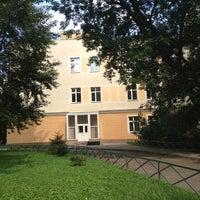 Photo taken at Школа № 369 by Anastasiya V. on 8/19/2013