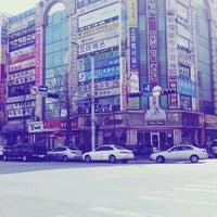 Photo taken at 사랑과은혜교회 by 동은 김. on 3/24/2013