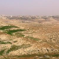 Photo taken at Ma'ale Adumim by Boris K. on 3/9/2013