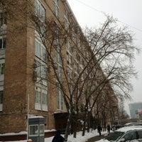 Photo taken at Управление делами Президента РФ by Andrey E. on 2/1/2013