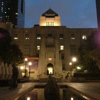 Photo taken at Los Angeles Public Library - Central by Bijoy G. on 12/30/2012