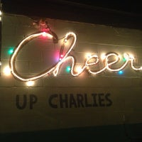 Photo taken at Cheer Up Charlie's by Bijoy G. on 6/3/2013