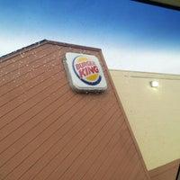 Photo taken at Burger King by James M. on 11/27/2012
