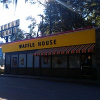Photo taken at Waffle House by Randy D. on 11/25/2012