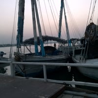 Photo taken at Nile Felucca by Moustafa F. on 7/11/2014