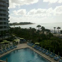 Photo taken at The Resort at Longboat Key Club by DArcy B. on 11/20/2011