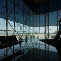 Photo taken at Barcelona–El Prat Airport (BCN) by Oscar L. on 7/10/2013
