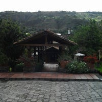 Photo taken at Hacienda Uzhupud by Luis R. on 2/18/2013