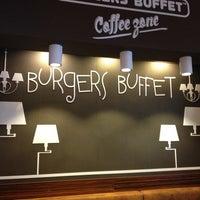Photo taken at Burgers Buffet by Дмитрий Ф. on 3/31/2013