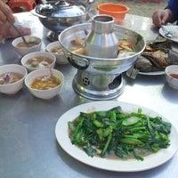 Photo taken at Khunthai Authentic Thai Restaurant by Ian C. on 11/15/2012