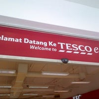 Photo taken at Tesco Extra by Khairulanam M. on 12/11/2012